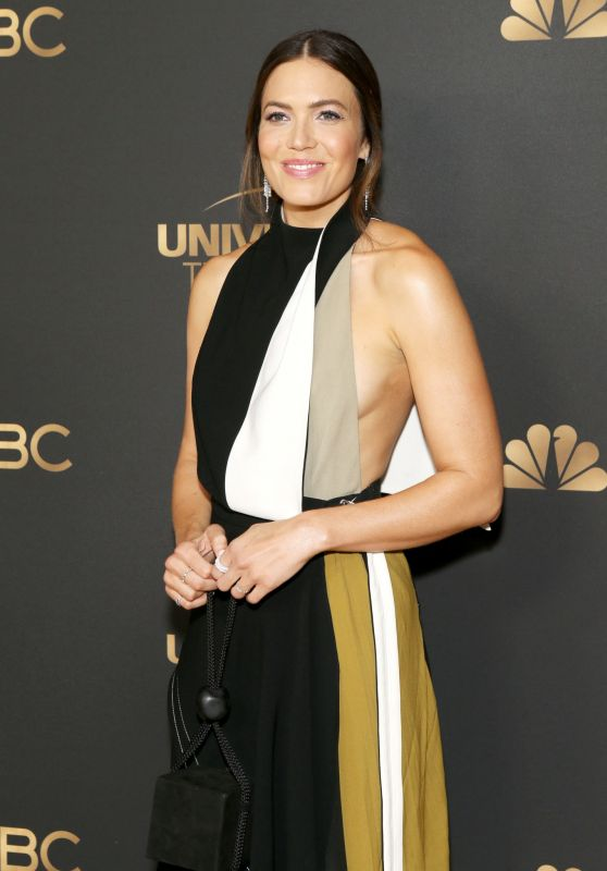 Mandy Moore - NBC and Universal EMMY Nominee Celebration at Tesse Restaurant in West Hollywood 08/13/2019