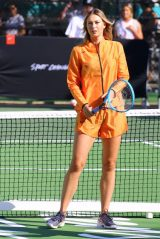 Maria Sharapova - Nike Queens of the Future Tennis Event in New York 08/20/2019