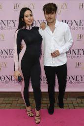 Marnie Simpson - Honey Im Home Furiture Shop Launch in Leigh