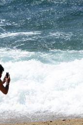 Martha Kalifatidis at Vacation on Mykonos Island 08/06/2019
