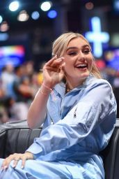 Meg Donnelly - D23 Expo in Anaheim 08/25/2019