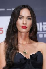 "Megan Fox - ""Battle of Jangsari"" Press Conference in Seoul"