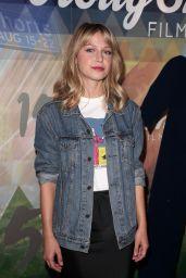 Melissa Benoist – 2019 Oscar Qualifying HollyShorts Film Festival in Hollywood