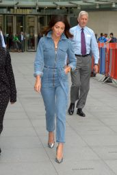 Michelle Keegan - BBC Broadcasting House 07/31/2019