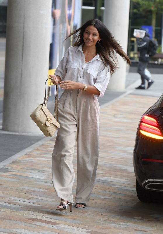 Michelle Keegan - Out in Manchester 08/20/2019