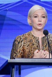 Michelle Williams - TCA Awards in Los Angeles 08/03/2019