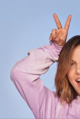 Millie Bobby Brown - Clean Beauty Products for Teens 08/20/2019