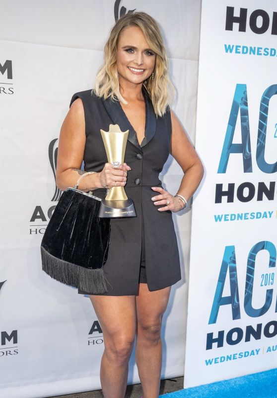 Miranda Lambert - 2019 ACM Honors at Ryman Auditorium in Nashville