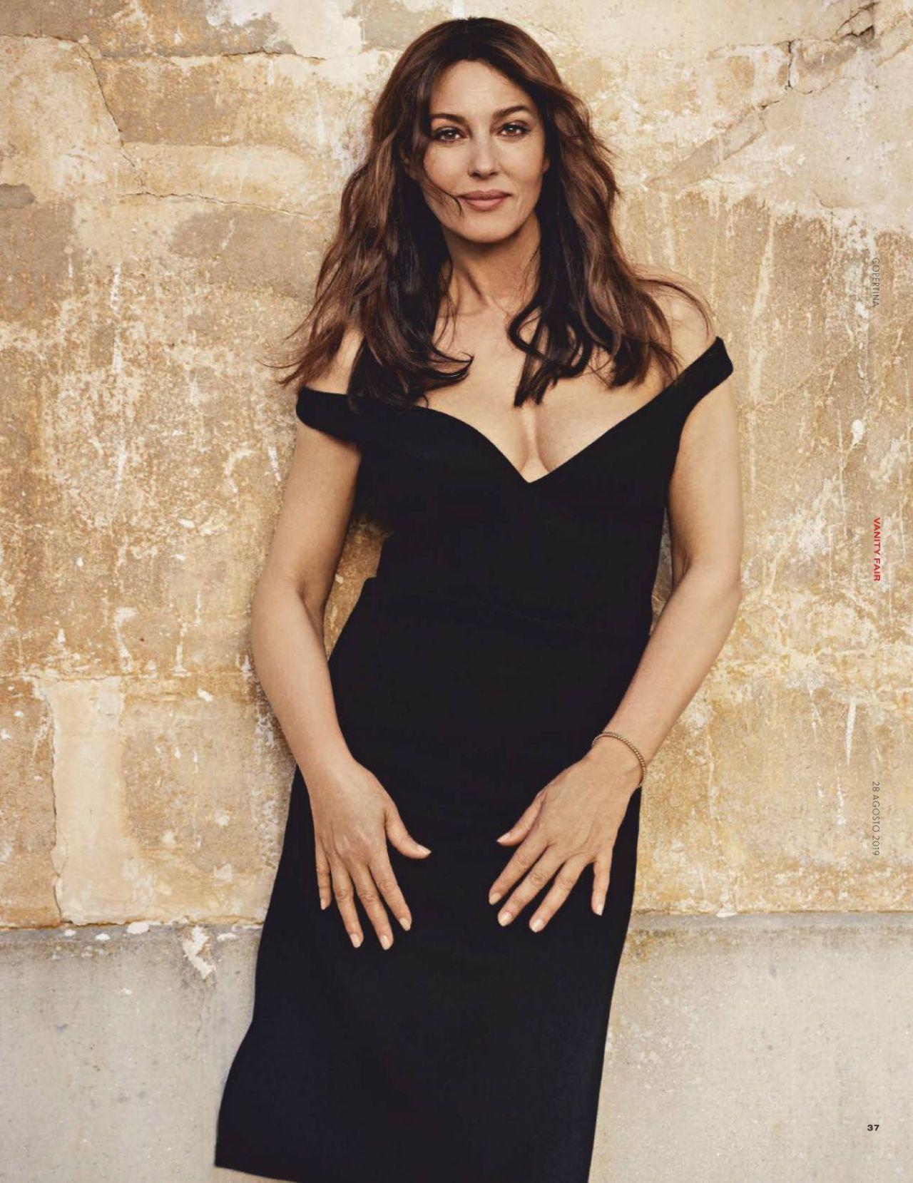 Monica Bellucci, 54 : PrettyOlderWomen