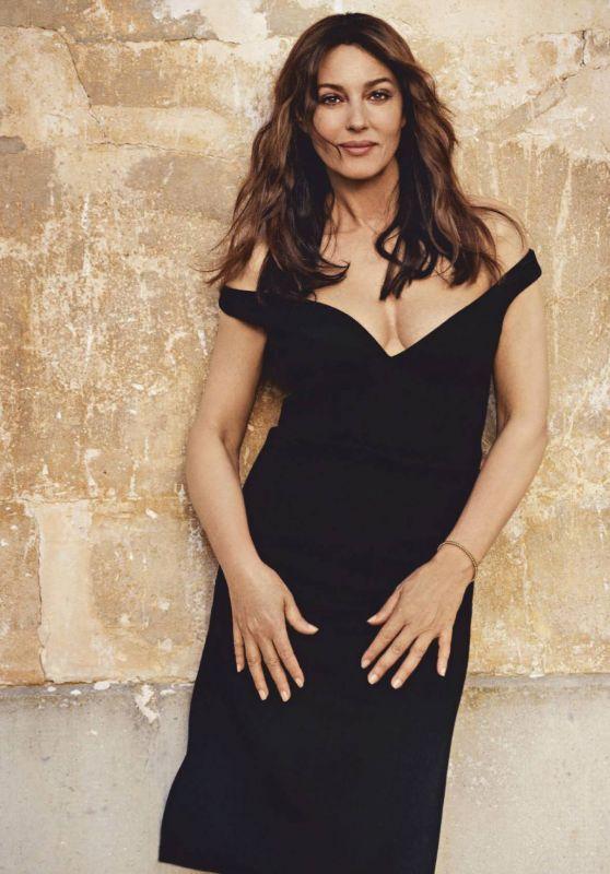 Monica Bellucci - Vanity Fair Magazine Italy August 2019 Issue