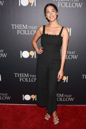 "Moran Atias - ""Them That Follow"" Premiere in Los Angeles"