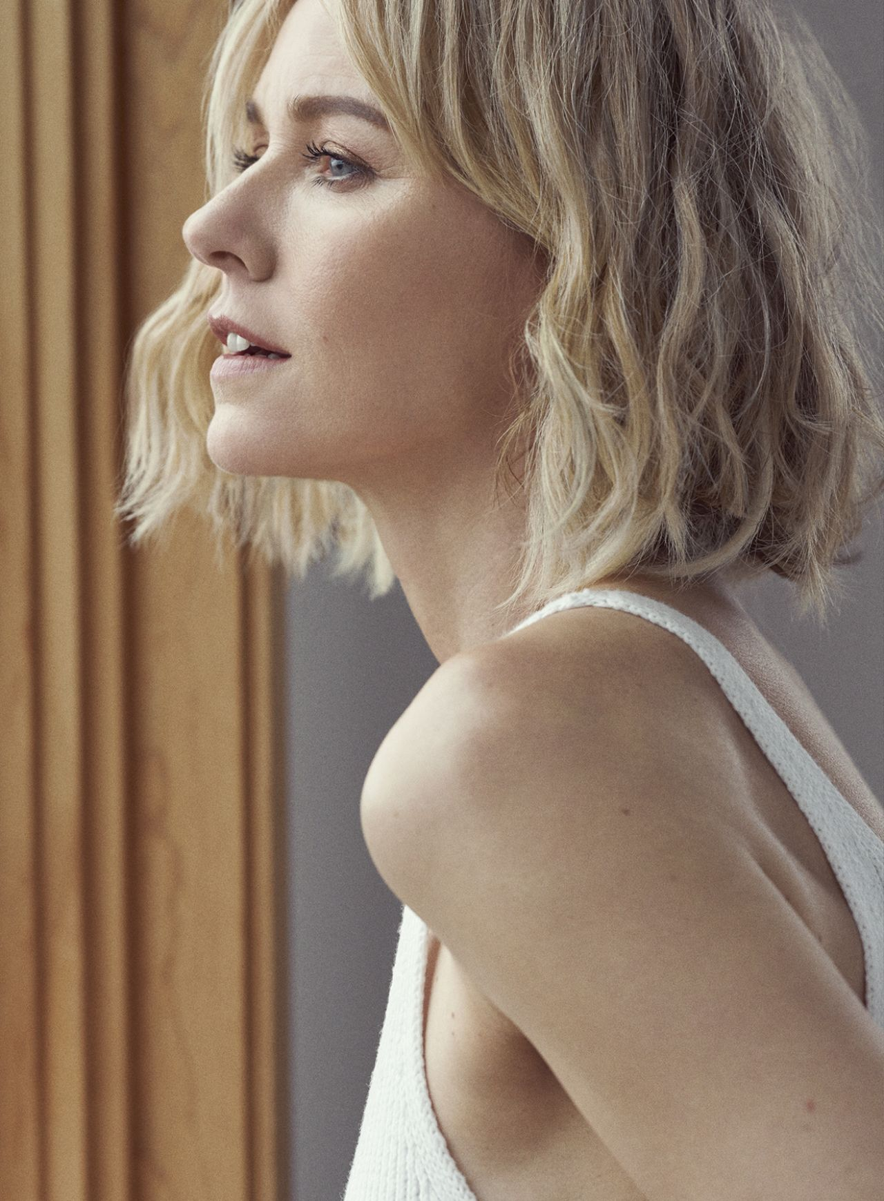 Naomi Watts - Photoshoot for Shape Magazine September 2019