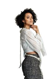 Nathalie Emmanuel - The New York Times, August 2019