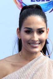 Nikki Bella and Brie Bella – FOX's Teen Choice Awards 2019