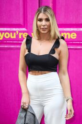 Olivia Buckland – Press Launch for MTV Cribs UK in London 08/19/2019
