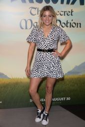 "Olivia Cox – ""Asterix the Secret of the Magic Potion"" Screening in London"