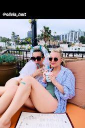 Olivia Holt - Social Media 08/06/2019