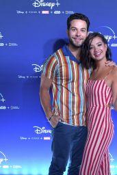 Peyton Elizabeth Lee – D23 Disney+ Event in Anaheim 08/24/2019