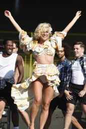 Pixie Lott - Performing at Manchester Pride Festival 2019 in Manchester