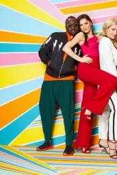 Pixie Lott - The Voice Kids, Series 3 Promos