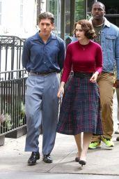 """Rachel Brosnahan - """"The Marvelous Mrs. Maisel"""" Set in New York City"""