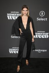 Rachel McCord – Weedmaps Museum of Weed Exclusive Preview Celebration in Hollywood 08/01/2019
