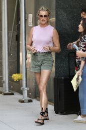 Rebecca Romijn - Leaves Watch What Happens Live in NYC 08/05/2019