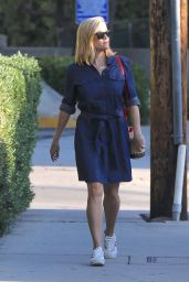Reese Witherspoon at Her Office in Brentwood 08/26/2019