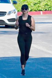Reese Witherspoon - Jogging in Brentwood 08/02/2019