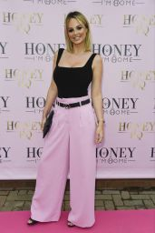 Rhian Sugden - Honey Im Home Furiture Shop Launch in Leigh
