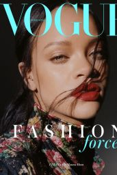 Rihanna - Vogue Magazine Hong Kong September 2019
