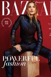 Rosie Huntington-Whiteley – Harper's Bazaar Magazine Taiwan August 2019 Issue