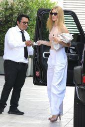 Rosie Huntington-Whiteley Style - Beverly Hills 08/15/2019