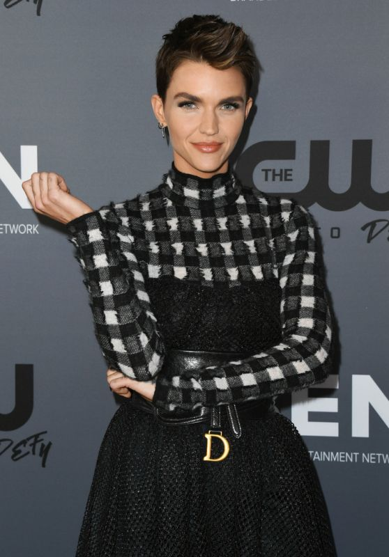 Ruby Rose – CW Summer 2019 TCA Party in Beverly Hills
