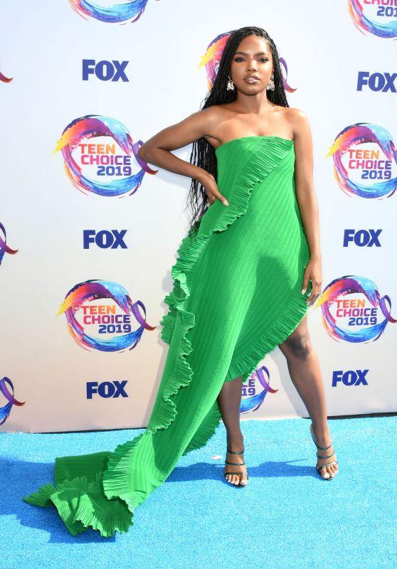 Ryan Destiny – FOX's Teen Choice Awards 2019