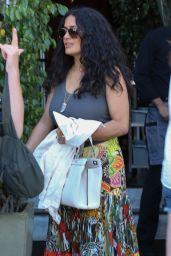 Salma Hayek - E Baldi in Beverly Hills 08/02/2019