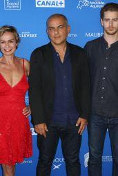 """Sandrine Bonnaire - """"Trois jours et une vie"""" Photocall - 12th Angouleme Film Festival 08/21/2019"""