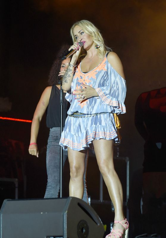 "Sarah Connor - ""Stars for Free 2019"" 104.6 RTL Concert in Berlin"