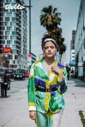 Sarah Jeffery - Photoshoot for Bello Magazine July 2019