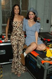 Selena Gomez at Kacey Musgraves - Concert in Los Angeles 08/25/2019