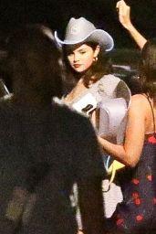 Selena Gomez - Leaving the Greek Theater in LA 08/26/2019