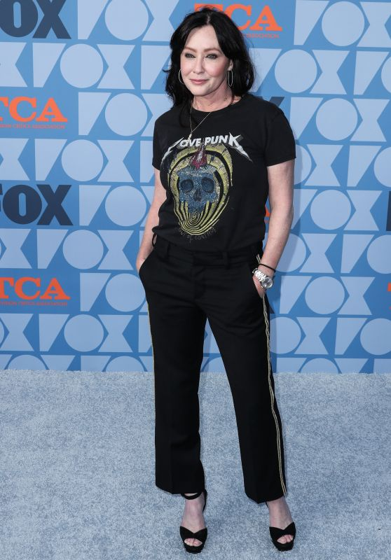 Shannen Doherty – Fox Summer TCA 2019 All-Star Party in Beverly Hills