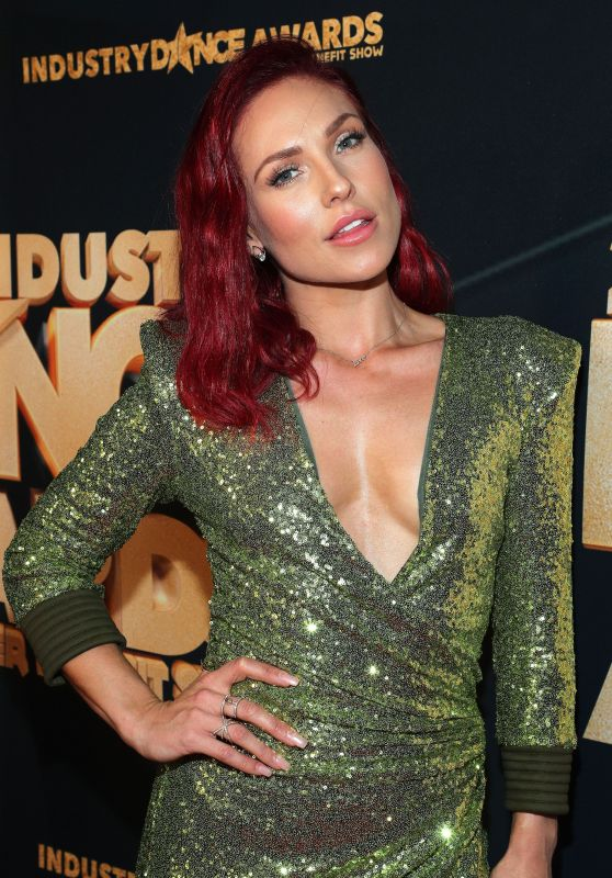 Sharna Burgess – 2019 Industry Dance Awards in LA