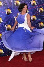 """Shirley Ballas - """"Strictly Come Dancing"""" TV Show Launch in London 08/26/2019"""