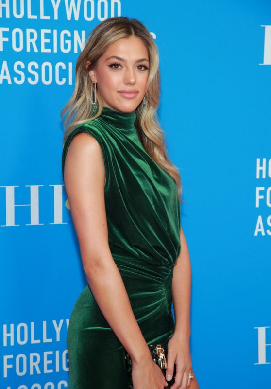 Sistine Stallone – HFPA's Grants Banquet in Beverly Hills 07/31/2019