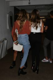 Sistine Stallone in Casual Outfit - Los Angeles 08/14/2019