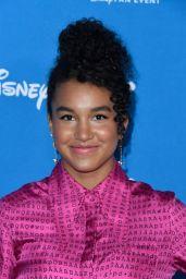 Sofia Wylie – D23 Disney+ Event in Anaheim 08/23/2019