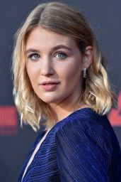 """Sophie Nelisse – """"47 Meters Down: Uncaged"""" Premiere in Los Angeles"""