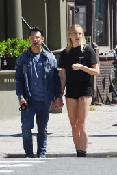 Sophie Turner and Joe Jonas - Out in NYC 08/29/2019