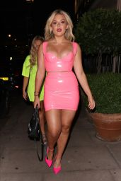 Tallia Storm - Glam Glow Event in London 07/31/2019
